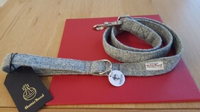 Harris Tweed Lead - Grey