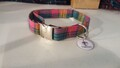 Clan Tartan Collar & Lead set - Macmillan