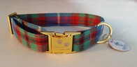 Clan Tartan Collar & Lead set - Edinburgh
