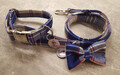 Clan Tartan Collar & Lead set - Harris