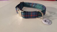 Clan Tartan Collar - Shaw Ancient